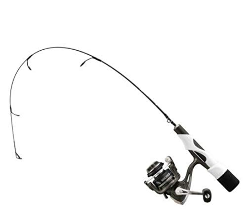 13 Fishing Wicked 25in Medium Rod and Reel Ice Combo