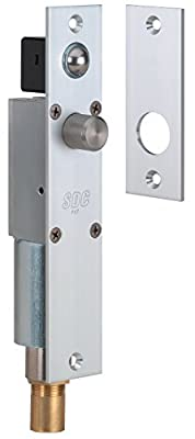 SDC PD2090ARCU Panic Lock Exit Device, Release Right Hand, 24 VDC, Stainless Steel