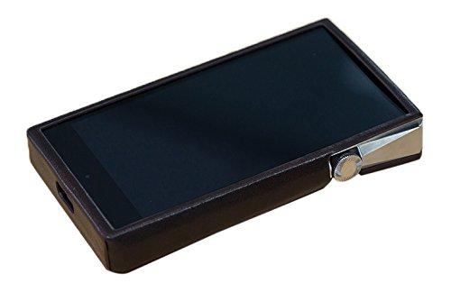Astell&Kern A&ultima SP1000 Case [Dark Brown] A&ultima SP1000専用レザーケース  Dark Brown B076SN9NKZ