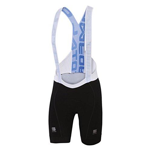 Sportful Super Total Comfort Bib Short - Men's Black, M from Sportful