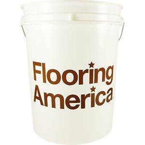 Merit Pro 5RT-FA 5 Gallon Flooring America 70 Mil Pail by Merit Pro
