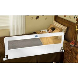 HideAway Extra Long Portable Bed Rail Regalo