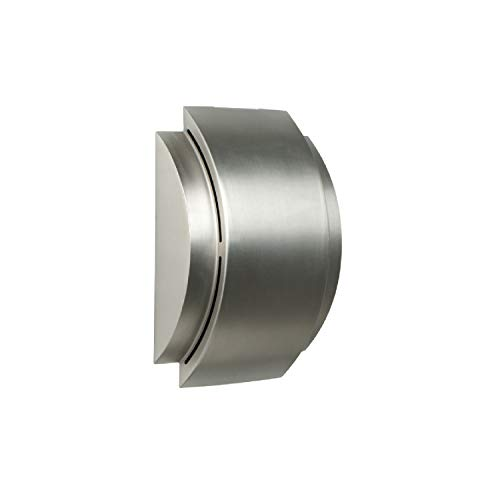 Contemporary Doorbell - Craftmade CH1901-SS Designer Contemporary Door Chime, Stainless Steel (10.25