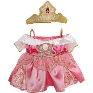 Amazon.com: Disfraz de princesa Aurora 2-Piece