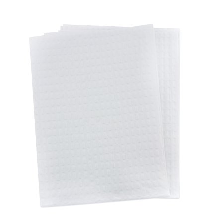 McKesson 18-859 Procedure Towel, 2-Ply, White, 13'' Width, 18'' Length (Pack of 500)