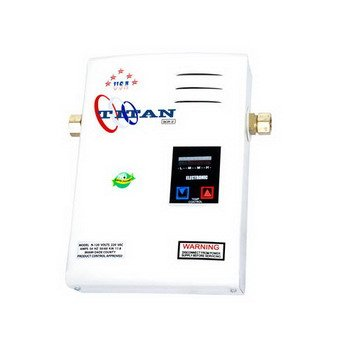 Titan SCR2 N-120 Electric Tankless Water Heater 220 Volts (220 Heater Electric Water)