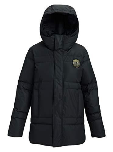 Burton Women's Mora Moss Down Jacket, True Black, Small