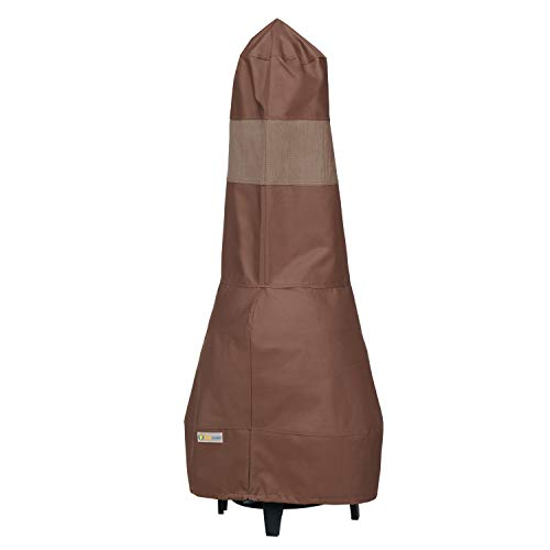 - Duck Covers Ultimate Chiminea Cover 36