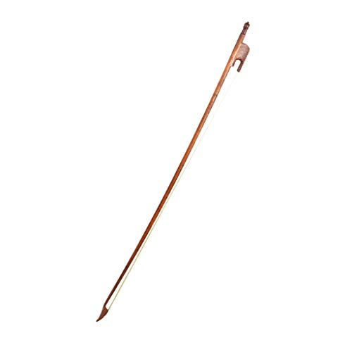 MagiDeal Baroque Style Viola Bow Snakewood White Horsetail Bow for 4/4 Viola Parts Accessories by non-brand (Image #10)