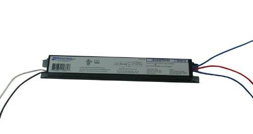 ballast for fluorescent light com robertson 3p20116 eballast instant start npf 1 or 2 lamp f32t8 120vac 60 hz model isu232t8120 ba replaces robertson 3p20003 model isu232t8120 b