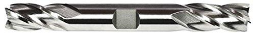 Alfa Tools DE151402 5//32X3//8 HS Multi-Flute Double End Mill