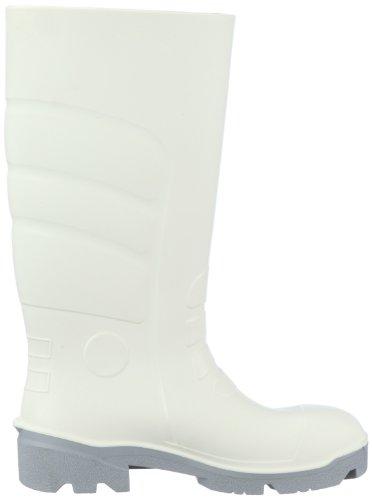 Nora Adulte Bottes Weiß 10 72270 de Blanc Pluie Max Mixte Tq6rZT
