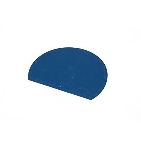 Maya 71916 - Espátula Flexible Redonda, Metal Detectable y Rayos X, 160 x 125 x 1,65 mm, Azul: Amazon.es: Industria, empresas y ciencia