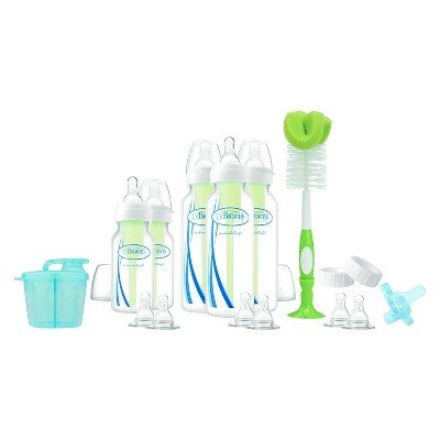 Dr. Brown's Options153; Complete Baby Bottle Gift Set Clear