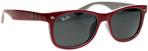 Red Gray On de Fuxia Ban Ray Top soleil 0RJ9052S Lunettes wz7xYCqf6n
