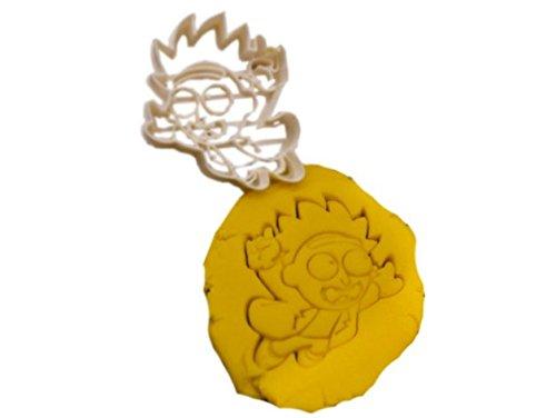 Cortador de Biscoito Tiny Rick