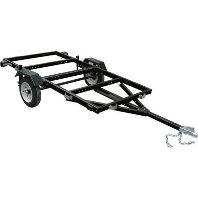 - Ironton Folding Trailer Kit - 4ft. x 8ft.