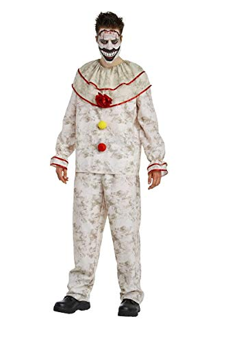 American Horror Story Men's Twisty The Clown Costume - M
