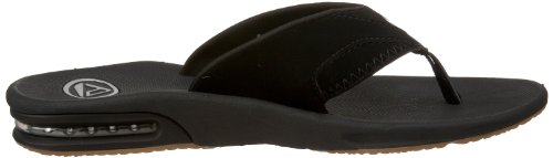 Reef Fanning Sandals EUR 43 Black Silver