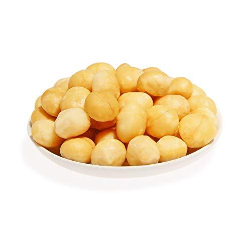 KERNenergie Premium Macadamia (naturell) aus Australien | 4x200g wiederverschließbare Verpackung | außergewöhnlich mildes und vollmundiges Aroma | naturbelassene Macadamia in Premium Qualität