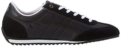 Tommy Hilfiger B2285ranson 8c1, Zapatillas para Hombre Negro (Nero)