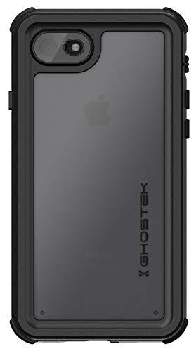 Ghostek Nautical Series Apple iPhone 8 & 7 Waterproof Case Shockproof Outdoor | Black