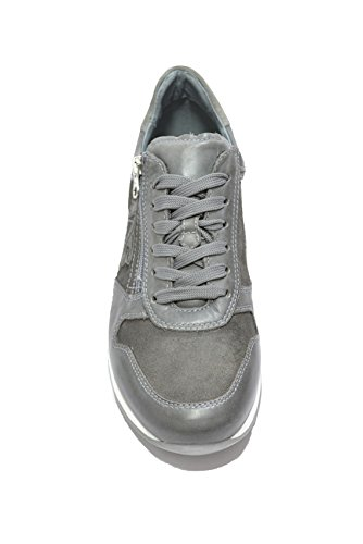 Nero Giardini Sneakers scarpe uomo grigio 4802 P704802U