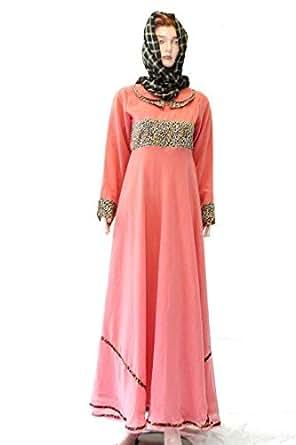 Ama Lifestyle Elegant Pink Dress