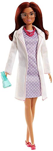 Barbie Careers Scientist Doll -