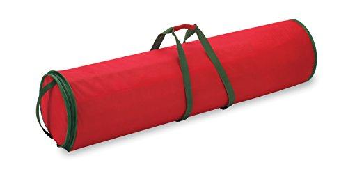 (Whitmor Christmas Gift Wrap Organizer for 30