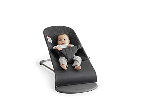 Best Baby Bouncer 2021 - BabyBjörn Bouncer Bliss 100% Cotton
