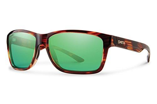 Smith Optics Drake Sunglasses, Tortoise, Polarized Green - Glasses Drake With