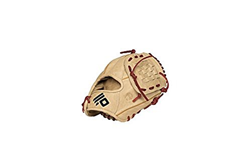 - Nokona Alpha Select 9 inch Baseball Glove Ages 3 to 7 Right handed Throw