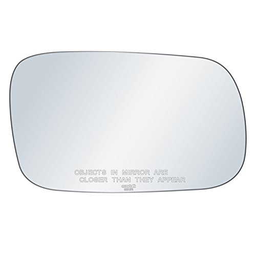 Rugged TUFF exactafit 8196R Replacement Passenger Right Side Mirror Glass Convex Lens fits Subaru Forester & -