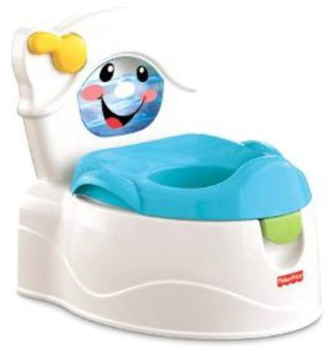 Fisher Price - Learn-To-Flush Potty