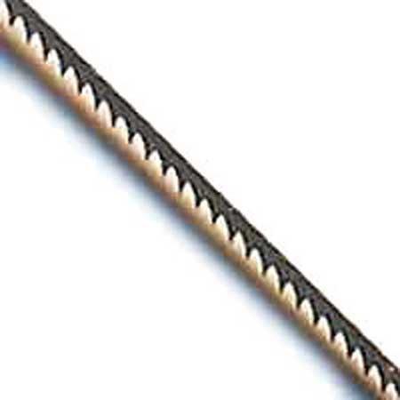 Zona 36-478 Jewelers Saw Blades, Universal No0, 022-Inch x 011-Inch x 51 TPI, 12-Pack