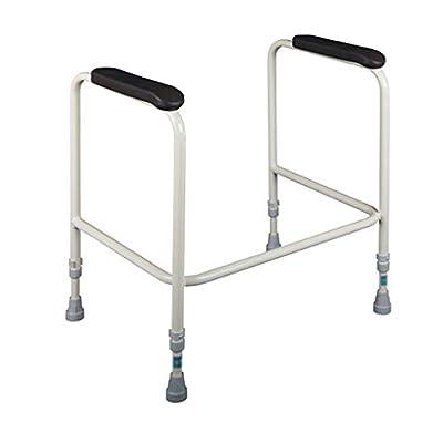 DHMHJH Safety handrail Bathroom Handrail Elderly Disabled, Pregnant Woman Toilet Handrail Bathroom Shower Anti-slip Handle