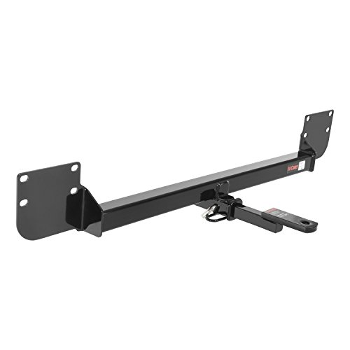 CURT 111263 Custom Class 1 Trailer Hitch with Ball Mount (1-1/4