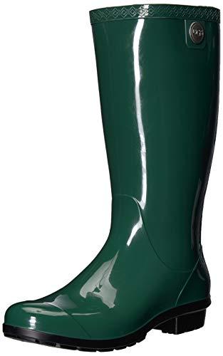 UGG Women's Shaye Rain Boot, Pine, 8 B US