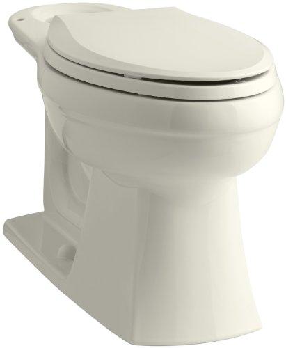 Kohler K-4306-96 Kelston Toilet Bowl, (Toilet Bowl Biscuit)