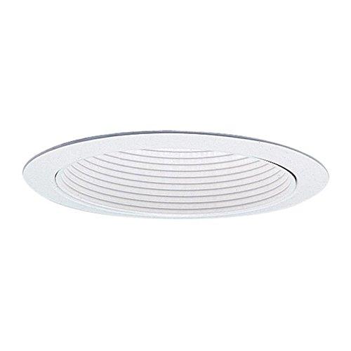 (Lightolier 1176WH Basic Baffle Reflector Trim, 6