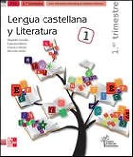 Lengua castellana y literatura, 1 ESO. 1, 2 y 3 trimestres