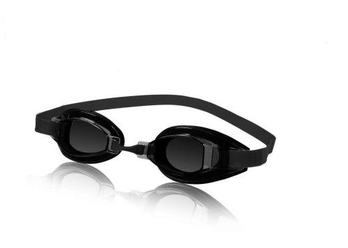 Speedo Sprint Swim Goggle, Smoke, One Size