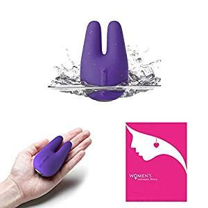 Jimmy Jane-Form 2 Ultraviolet Massager - Includes Diary Kit (Authentic) JJ: - Rechargeable Massager Personal