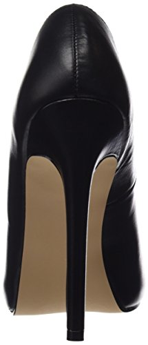 Femme Escarpins Sexy Pleaser Noir Leather Nero 42 blk 6OnaqC