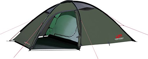 H HANNAH Sett, Adventure Series tent for the Wilderness Adventurer, Thyme green
