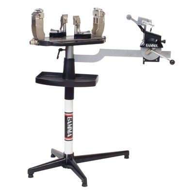 (Gamma 6004 with 2PT Mounting System, Black/Silver)