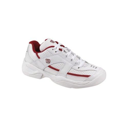 Wilson zapatos tenis Advantage court4blanca rojo