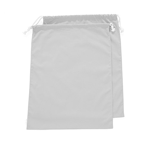 Cotton Travel Laundry Bags - 1