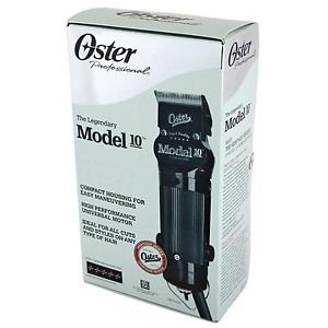 Oster Professional Model 10 Clipper With blades Size 000 by Oster